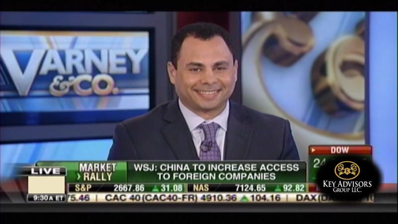 Eddie Ghabour  on Varney & Co. on Fox Business News